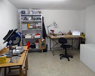 La scrivania di Daniela Di Maro