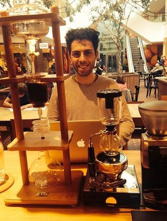 La scrivania di Claudio Santori :)